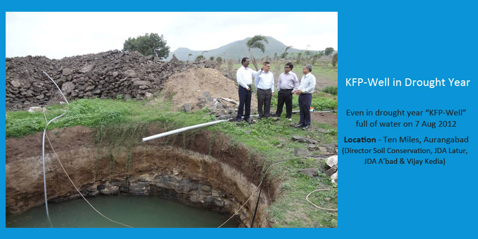 KFP RWH recharges wells naturally